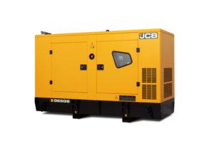 Дизелови генератори JCB 65-140 kVa